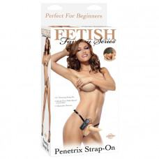 Fetish Fantasy vibrátoros STRAP-ON